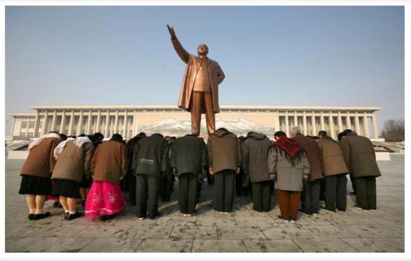 A difícil missão de ser cristão na Coreia do Norte