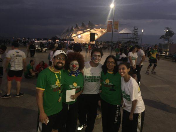 'Férias para Jesus' na Olimpíada Rio 2016
