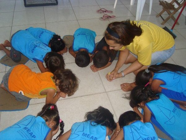 Diário de Missões: Projeto 'Meu Peixinho',de Delta do Paraíba no Piauí