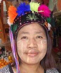 Povos Não Alcançados: Palaung pale em Myanmar